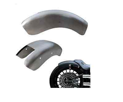 Shorty Bobbed Rear Fender For Harley Softail Models fits 2007 up with 200 Tire