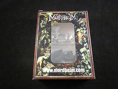 Mordheim Witch Hunters Warband Metal Boxed Set