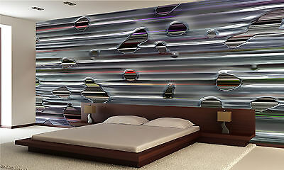 Wonderful Abstract Stripe Wall Mural Photo Wallpaper GIANT DECOR Paper Poster