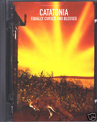 CATATONIA Equally Cursed And Blessed Minidisc MD