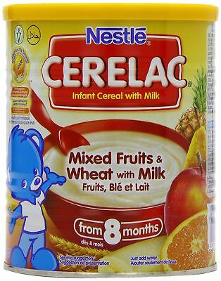 Nestle Cerelac Mixed Fruits & Wheat with Milk 1 kg