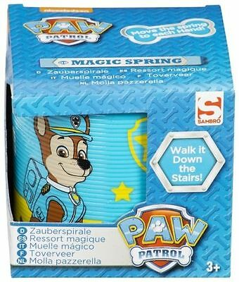 Paw Patrol Kids Children Magic Spring Slinky Hours Of Fun