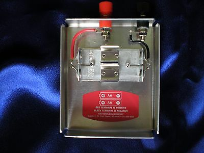 Horolovar Size 8 or 9 Battery Adapter For Kundo & Junghans ATO Electronic Clocks