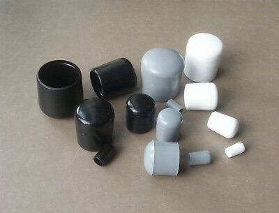 Ferrules / External Plastic End Caps / Rods Chairs Feet Cable Wires Protector