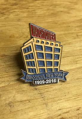 """1 X 1""""x1"""" Brooklyn Bethel Lapel Pins Badge Jehovah's Witnesses Watchtower"""