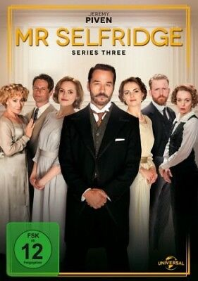 Mr. Selfridge - Staffel 3 (3 Discs) (Film) NEU