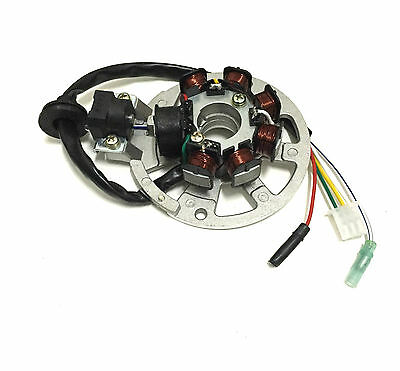 Lichtmaschine Stator Version 1 ATU Explorer Race GT 50 Spin GE 50 Cracker 50 NEU