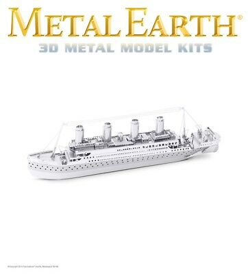 Fascinations Metal Earth USS Arizona Laser Cut 3D Model