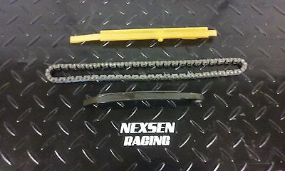 2007 Crf250X Cam Chain And Guides Oem 14401-Krn-671