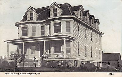 Maysville, MO - DeKalb County House