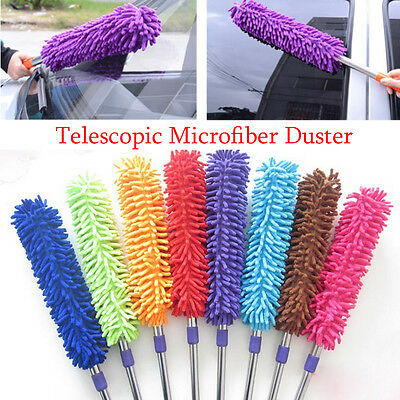 Applied Household Auto Car Truck Microfiber Duster Dirt Cleaning wash Brush Tool