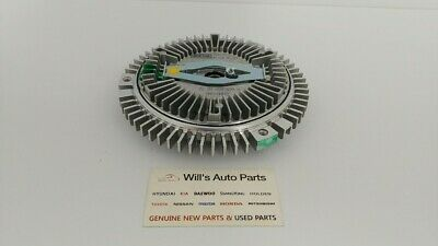 GENUINE BRAND NEW ENGINE Turbo diesel FAN CLUTCH SUIT SSANGYONG ACTYON 2004-2012