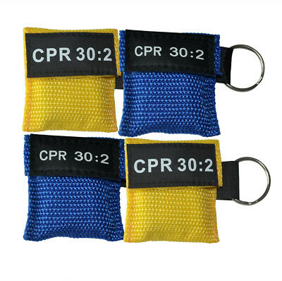 1pcs First Aid cpr mask CPR face shield Emergency mask One-way valve Pocket