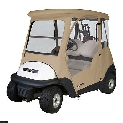 Fairway Club Car Precedent Golf Buggy Enclosure