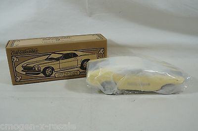 1998 Ertl 1969 Ford Mustang Die Cast Bank,Hills Bank,New w/ Box -CG16758