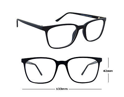 Large Frame Geek Nerd Vintage Reading Glasses Tortoiseshell Mens Ladies Womens