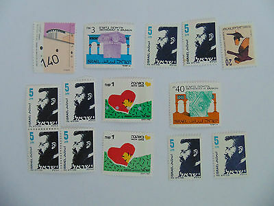 L804 - Collection Of Israel Stamps - Mint