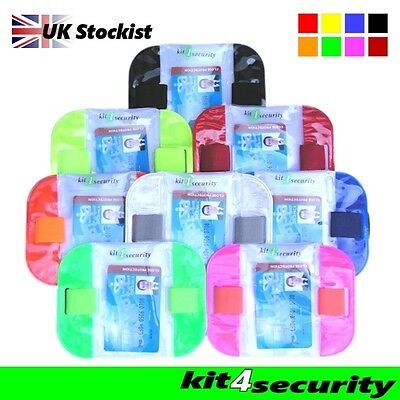 Bulk SIA License Armband Holder for Displaying Your License Securely  x 10