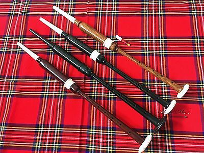PRACTICE CHANTER Highland Bagpipes Practice Chanter  Ivore Mounts With  Reed