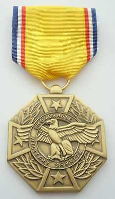 Honorable Service Commemorative Medal