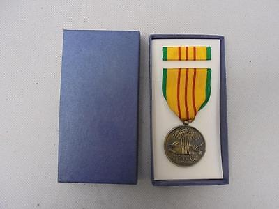 NEW Genuine Issue US Army Vietnam War Service Medal and Ribbon Bar