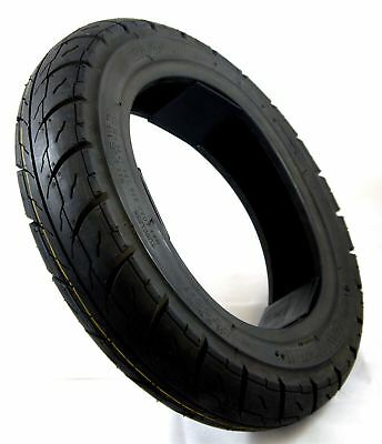 3.00-10 Black Mobility Scooter Tyre fits Royale 3 & Breeze S3 Front wheel