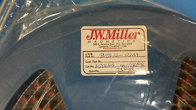 PM5022S-102M MILLER 1 ELEMENT 1000uH FERRITE-CORE GENERAL PURPOSE INDUCTOR 10