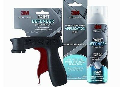 New 3m Paint Defender Kit Includes Spray Film Application