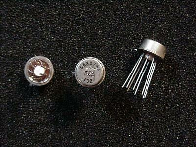 CA3078AT IC Operational Amplifier Metal Can RCA