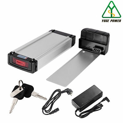 36v10.4ah  lithium-ion battery rear battery for Mifa , Prophete e-bike+Charger