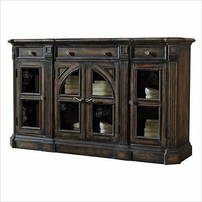 Pulaski Accentrics Home Delmar Sideboard Transitional Buffet Table &