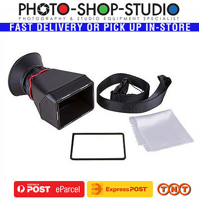 Kamerar LCD Viewfinder MagView V43 (4:3) for Canon Nikon Panasonic Sony #MV4:3