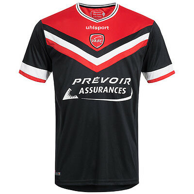 Brand New Genuine Uhlsport Valenciennes 2014/15 3rd Away Shirt  - Adults M & L