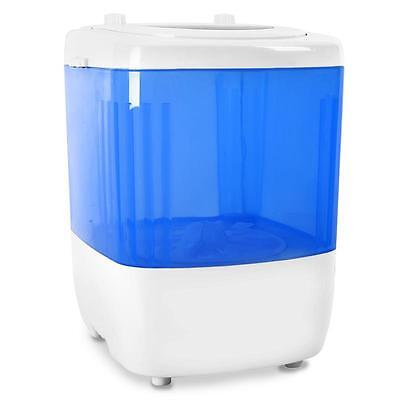 Mini Portable Washing Machine 1.5kg Max By oneConcept Perfect 4 Camping & Home