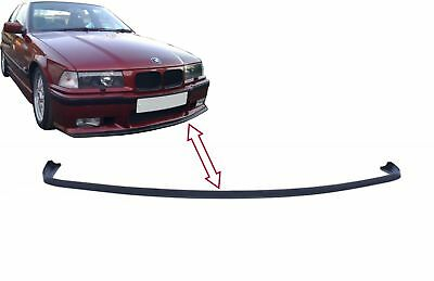 BMW E36 Stoßstange Lippe Spoiler Pare choc Paraurti M3 Look ABS EVO GT