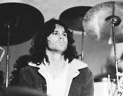 JIM MORRISON of the Doors, Photograph by Baron Wolman, SIGNED