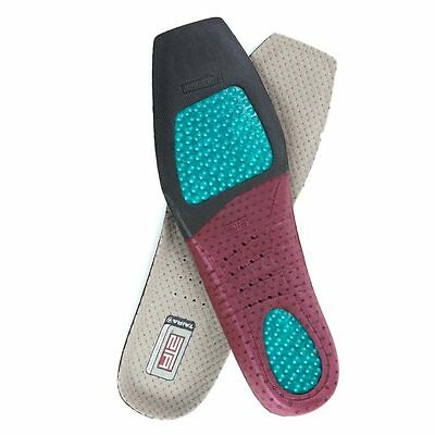 Ariat Boot Insoles For Square Toe Western Cowboy Boots ATS Technology Men Sizes