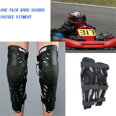 New One Pair of Adult Body Motorcycle Armour Knee Protection Pads Knee Shin