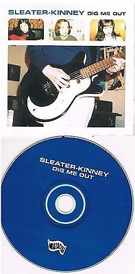 Sleater-Kinney – Dig Me Out CD1997