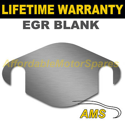 Ford Transit Connect Focus Galaxy Mondeo Easy Fit Egr Blank Plate 1.5Mm Steel Ns