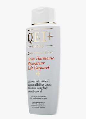 QEI+ Paris Active Harmonie Reparateur Toning Body Lotion With Carrot Oil 500ml