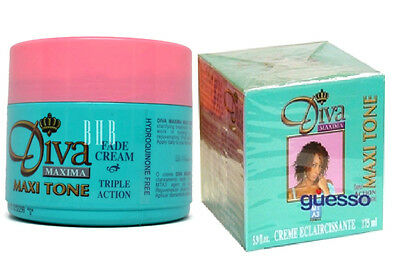 Diva Maxima Triple Action Maxi Tone Fade Cream 175ml