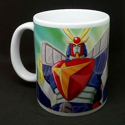 tazza mug DAITARN 3 robot manga goldrake japan cartoon scodella ceramica