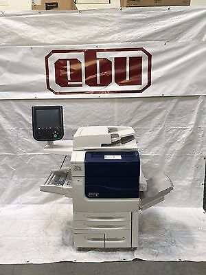 Xerox Color 560 printer scanner copier - Only 92K copies - 60 page per minute