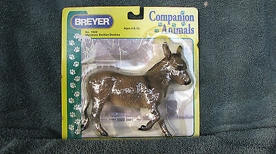 Breyer Companion Animals Donkey New In Package!