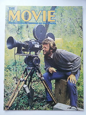 The Movie #77 magazine (1981) - Dirty Harry, Clint Eastwood, Don Siegel...