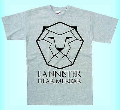 Camiseta para niños - GAME OF THRONES INSPIRED LANNISTER - FUNNY KIDS T-SHIRT