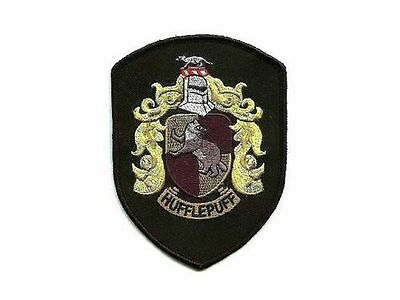 Harry potter ecusson hufflepuff blason poufsouffle hufflepuff school patch eur 9 99 picclick fr - Harry potter blason ...