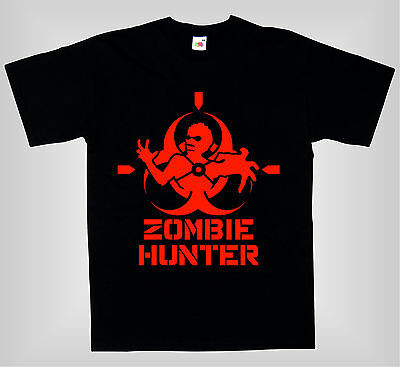 Camiseta para niños - ZOMBIE HUNTER - AWESOME FUNNY KIDS T-SHIRT