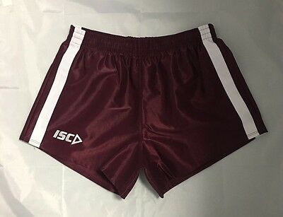 Queensland State of origin / Maroons Generic NRL-  Shorts
